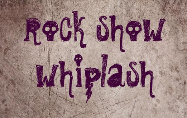 handgeschreven-font-rock-show