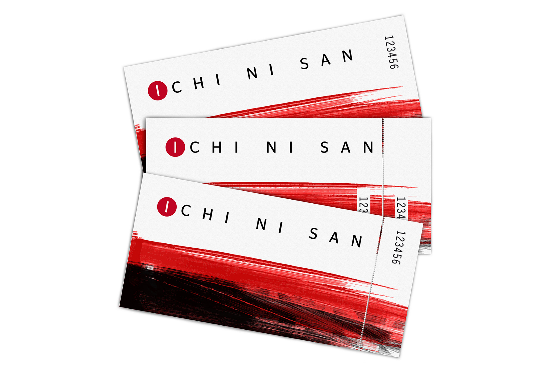 tickets ichi-ni-san