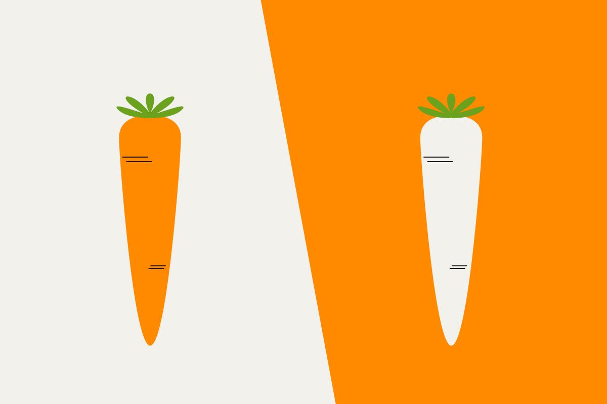 pastinaak-wortel
