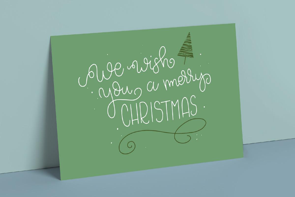 featured kerstkaarten-templates-handletteren card-12