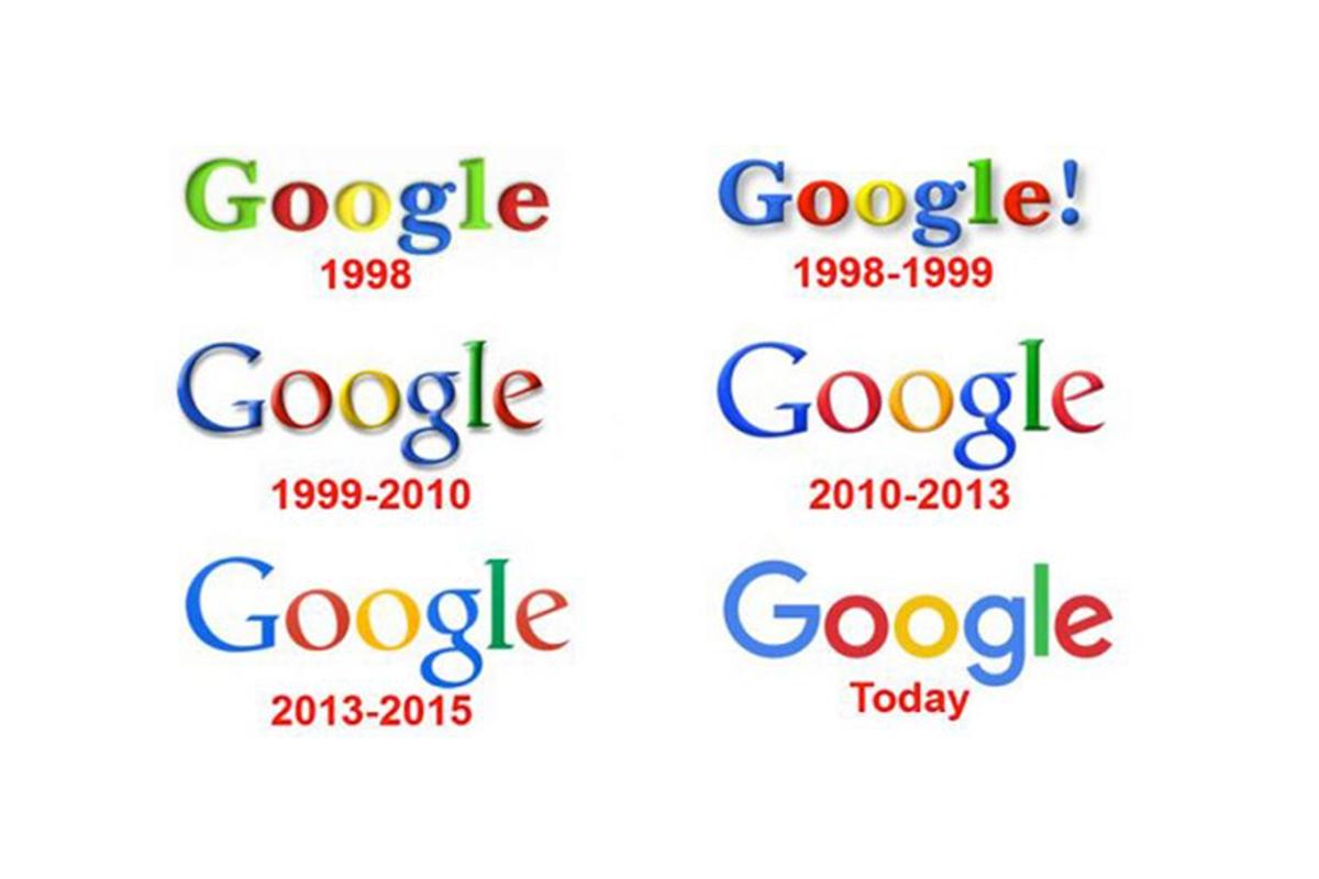 Geschiedenis-van-het-google-logo