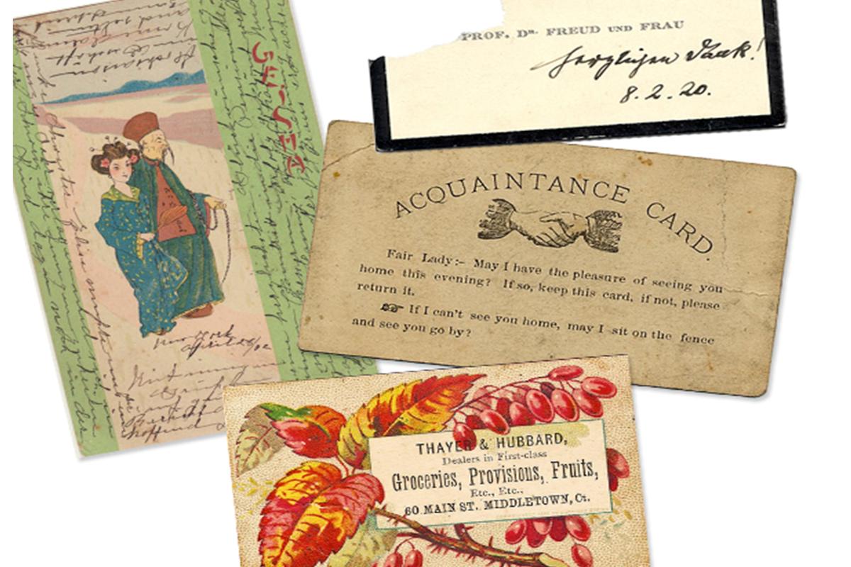 visitekaartjes-van-vroeger