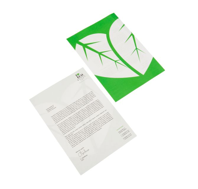 Eco Briefpapier
