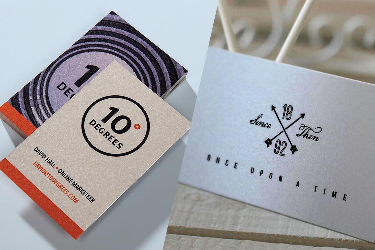 Inspiratie-Luxe-Visitekaartjes-Metallic-grijs
