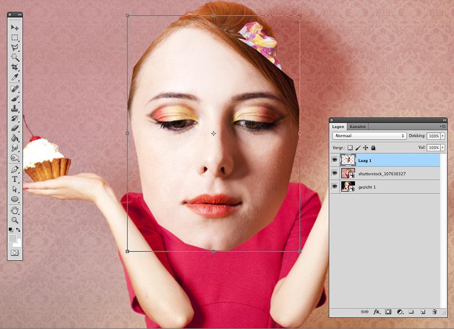 face-swap-photoshop-transformeren
