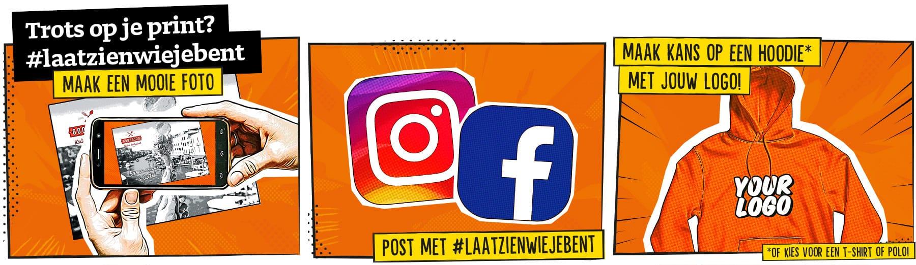 #laatzienwiejebent Design Challenge