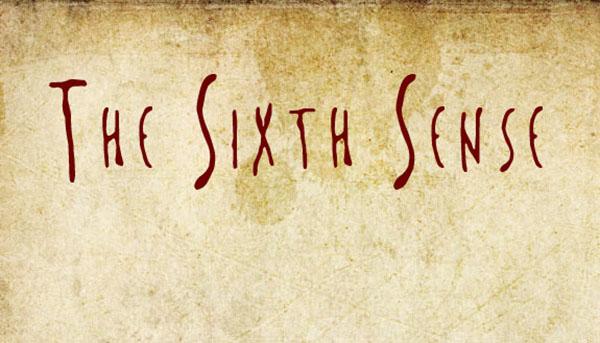 handgeschreven-font-sixth-sense