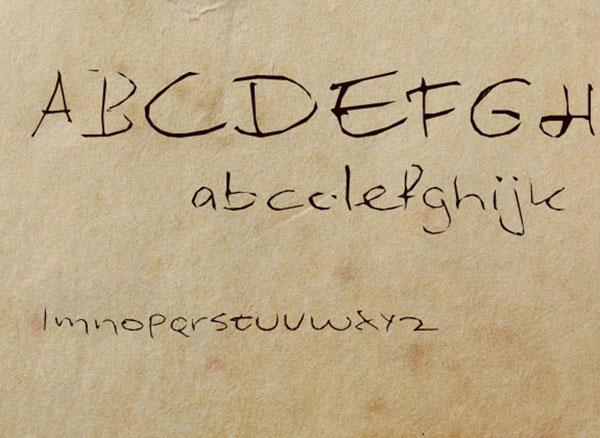 handgeschreven-font-eltops