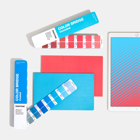 Pantone-color-bridge-set