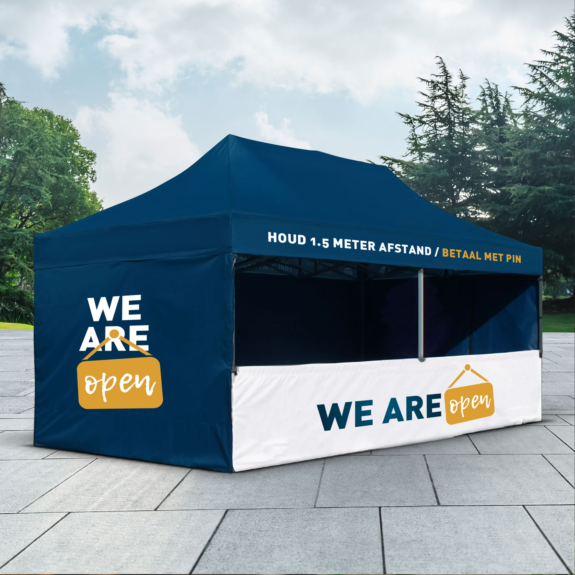 We-are-open-tent