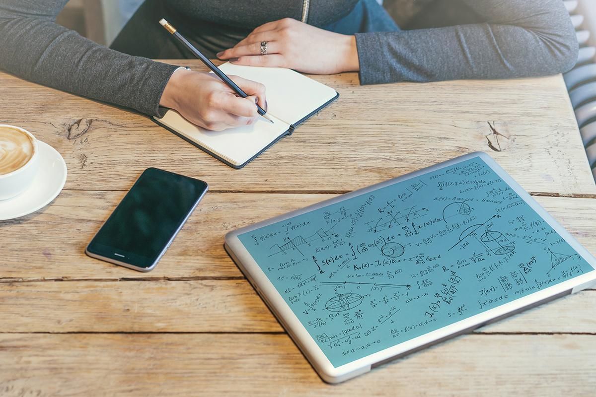 Whiteboard-laptop