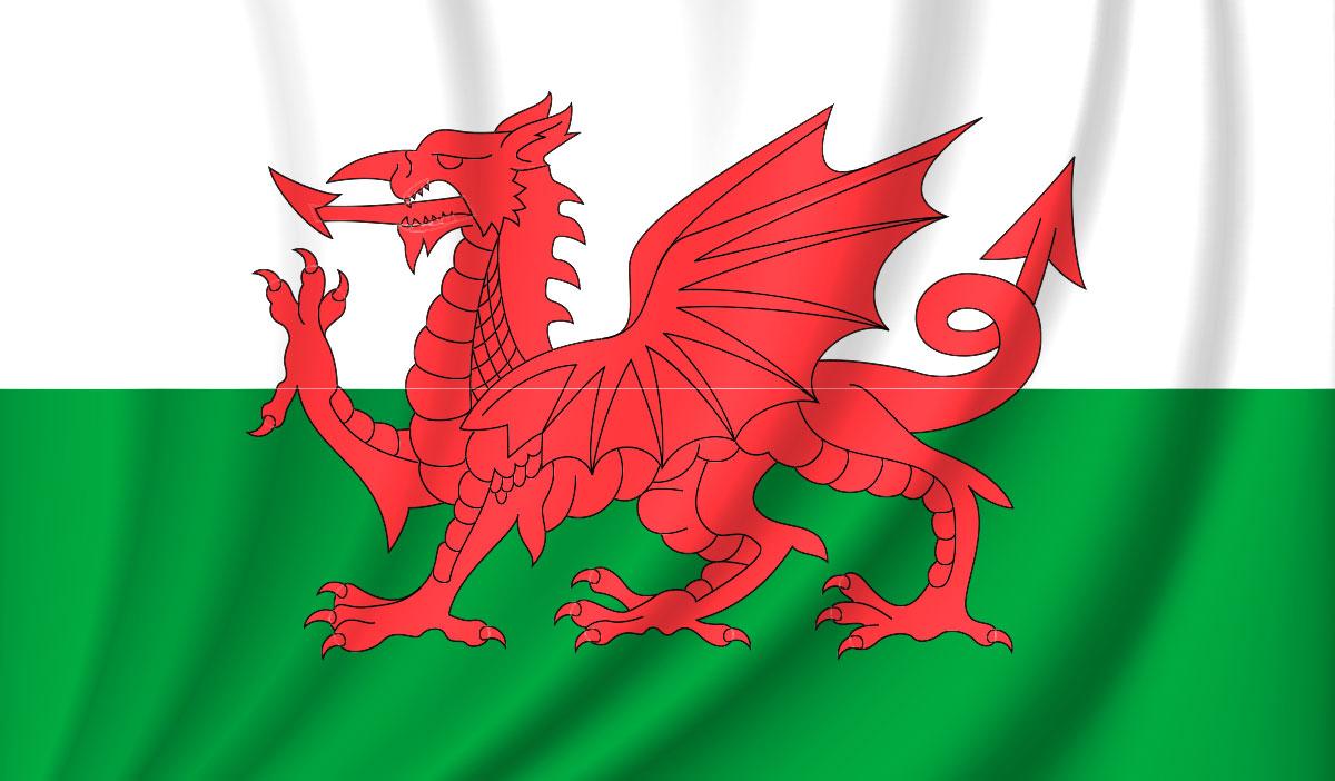 Vlag-Wales
