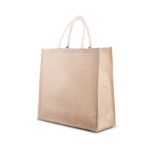 Jute shopper XL