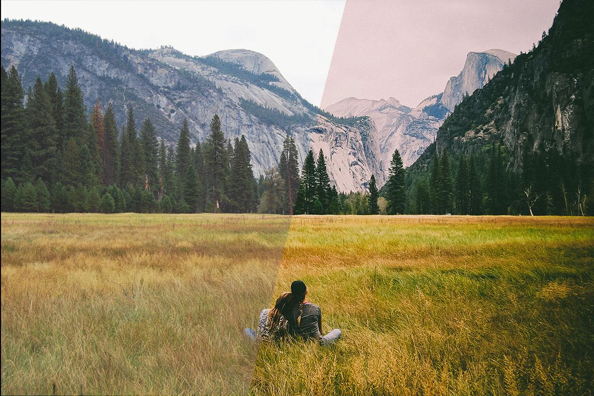 Preset 2 Mountain View