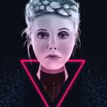 Painting #1: The Neon Demon