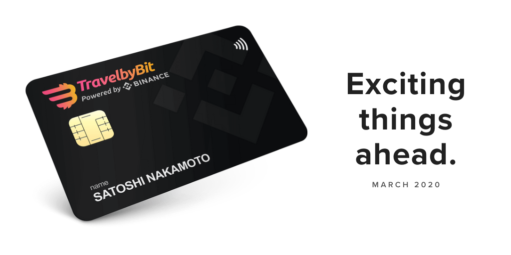 Crypto Travel Debit Card