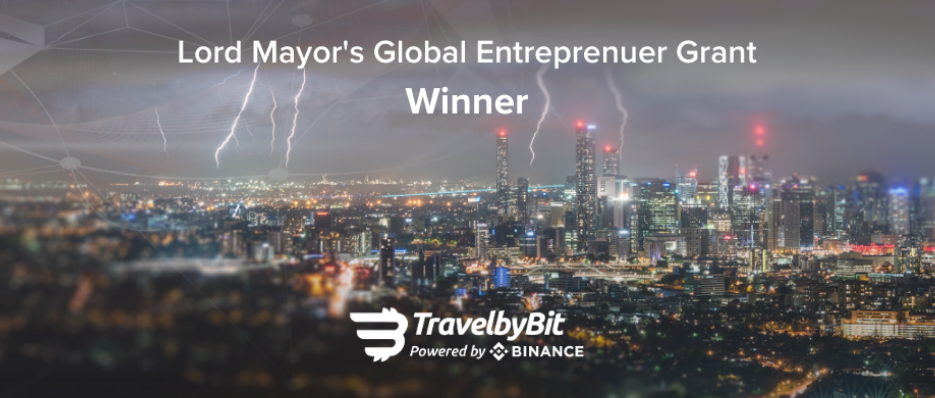 Lord Mayor's Global Entrepreneur Grant 2019 Winner