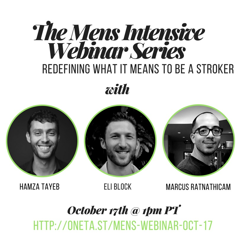 hamza tayeb and marcus ratnathicam and eli block webinar
