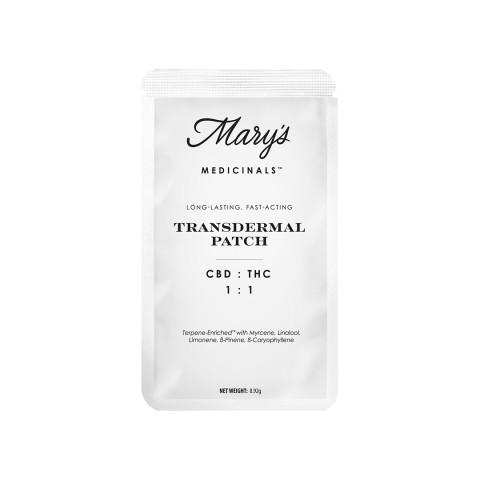 mary's medicinals reviews