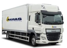Namas Logistics - Road Freight / Trucking