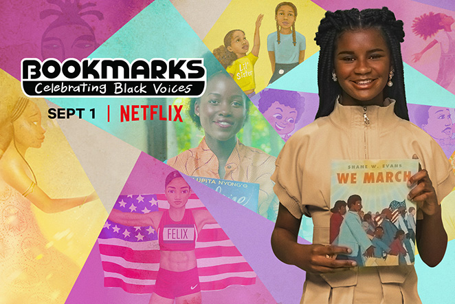 'Bookmarks: Celebrating Black Voices' aims to spark conversations on and off screen