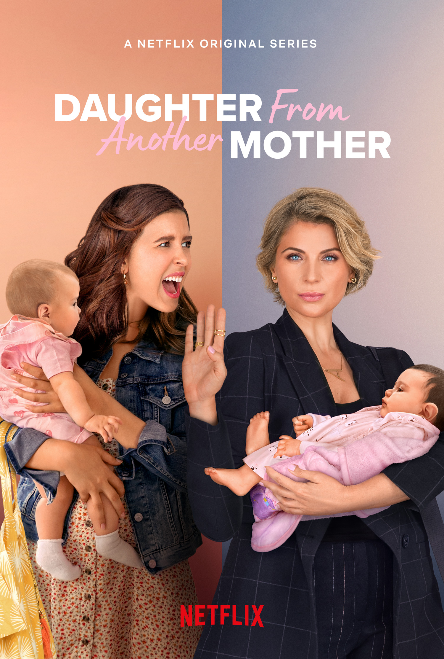 'Daughter From Another Mother': Connecting 23 Million Households Through Dramedy