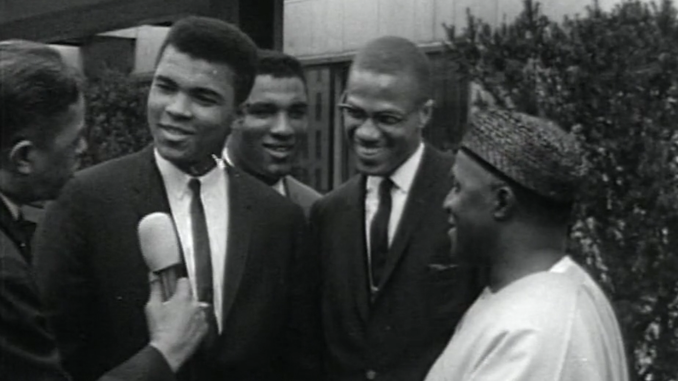 Inspired by the book Blood Brothers, the new Netflix documentary Blood Brothers: Malcolm X and Muhammad Ali is about Malcolm and Mohammed's friendship.