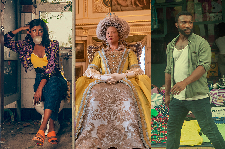 Amplifying Diverse British Voices in Front of and Behind the Camera