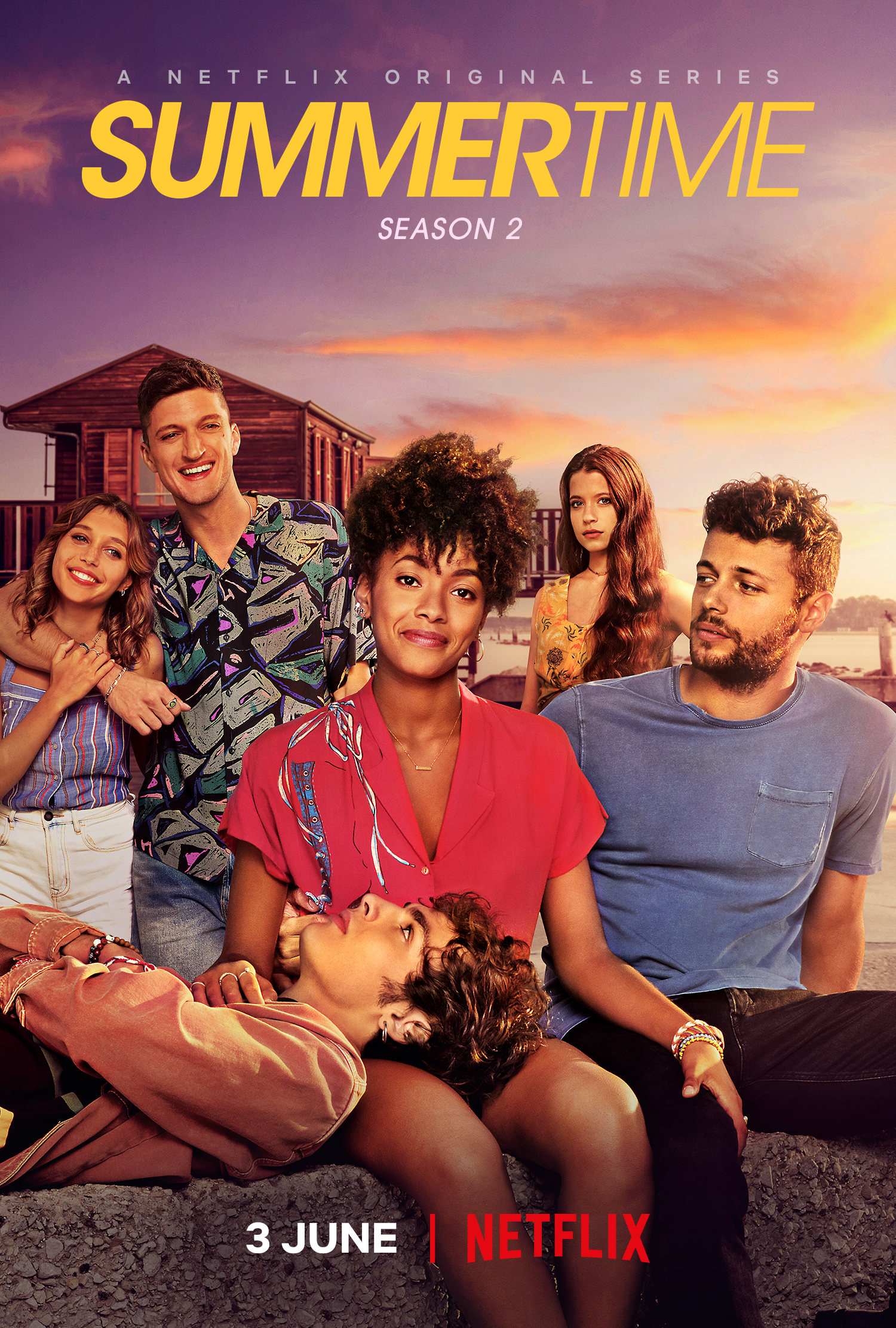 Netflix - SUMMERTIME Everything Coming To Netflix In June 2021