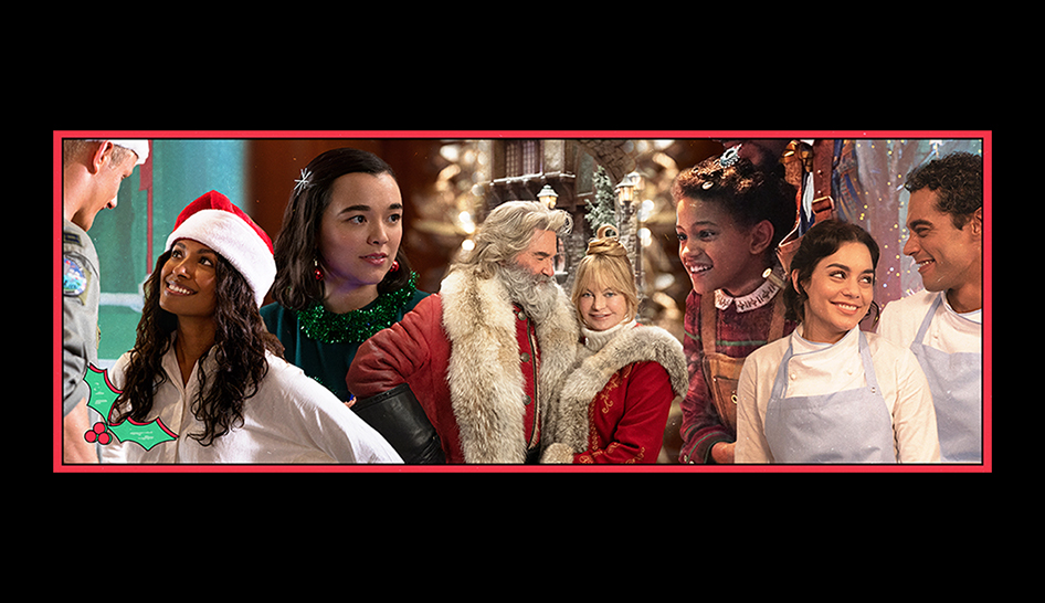 Exclusive: Santa Claus shares his list of must-watch ho-ho-holiday titles coming to Netflix