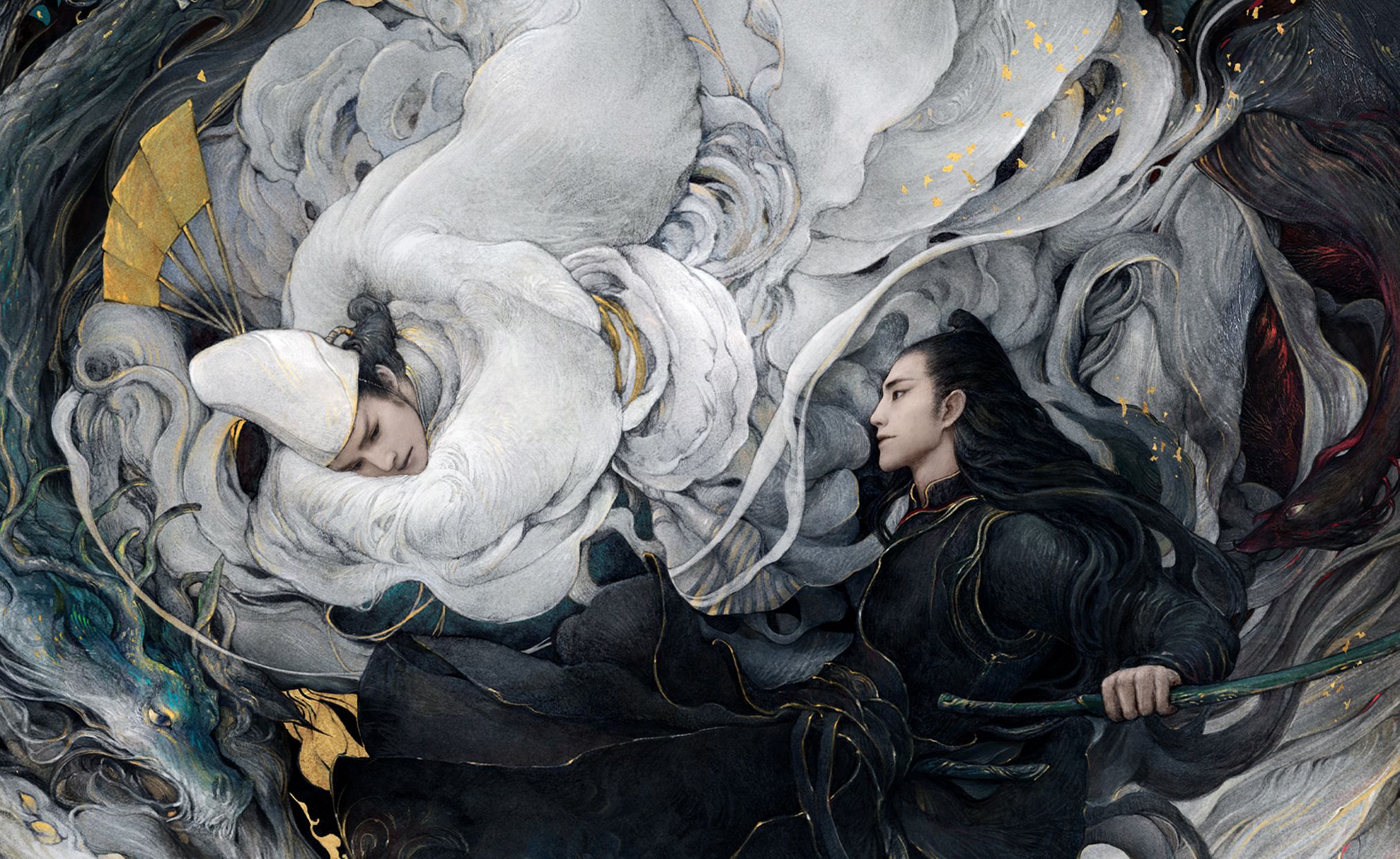 The Yin-Yang Master: Dream Of Eternity Arrives on Netflix