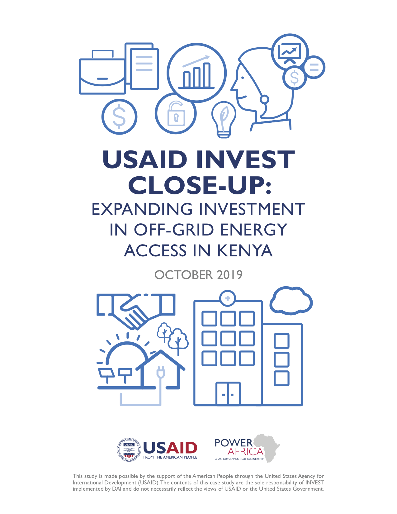USAID INVEST Close-Up: Expanding Investment in Off-Grid Energy Access in Kenya