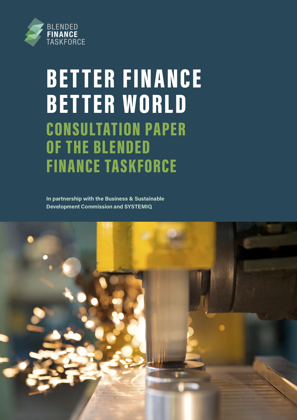 Better Finance, Better World