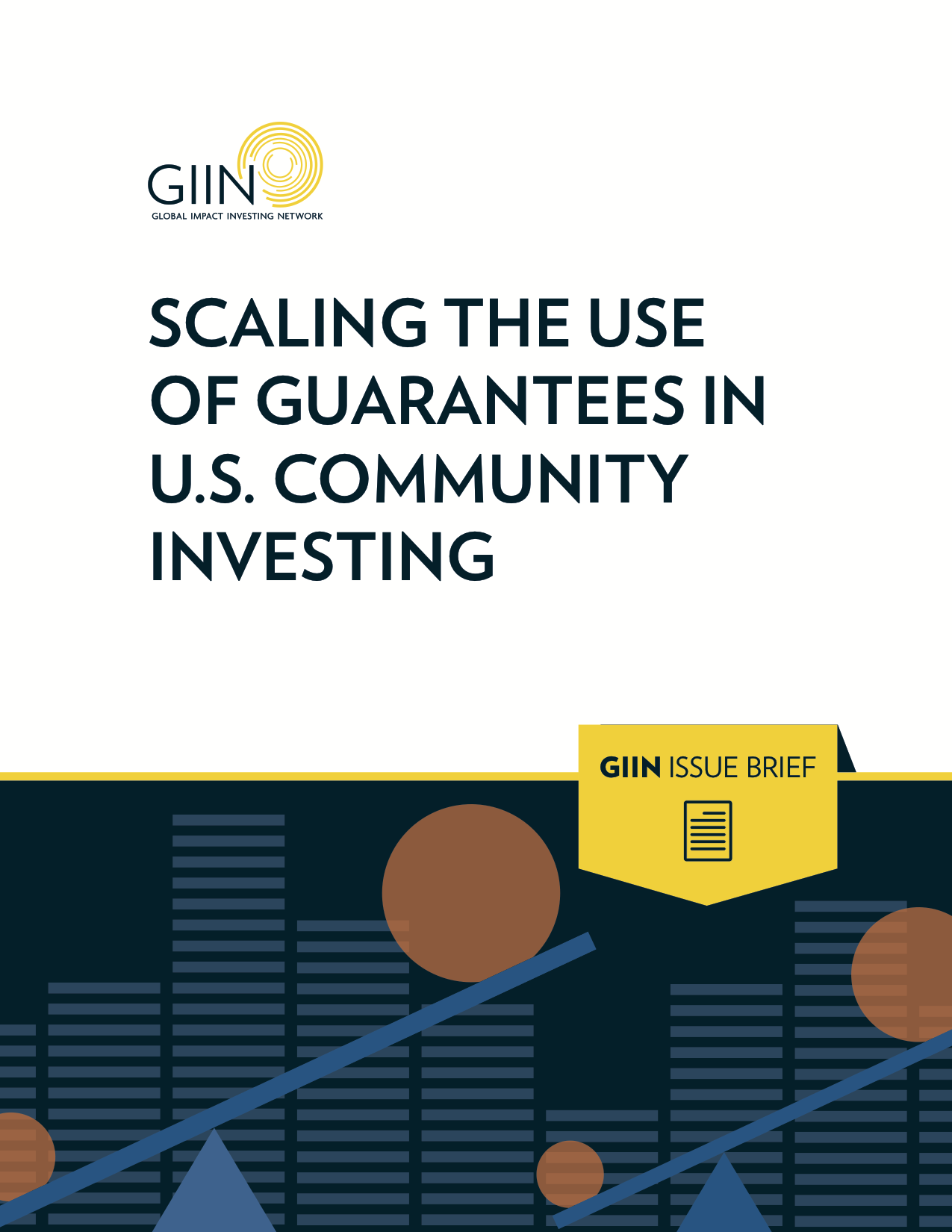 Scaling the Use of Guarantees in U.S. Community Investing