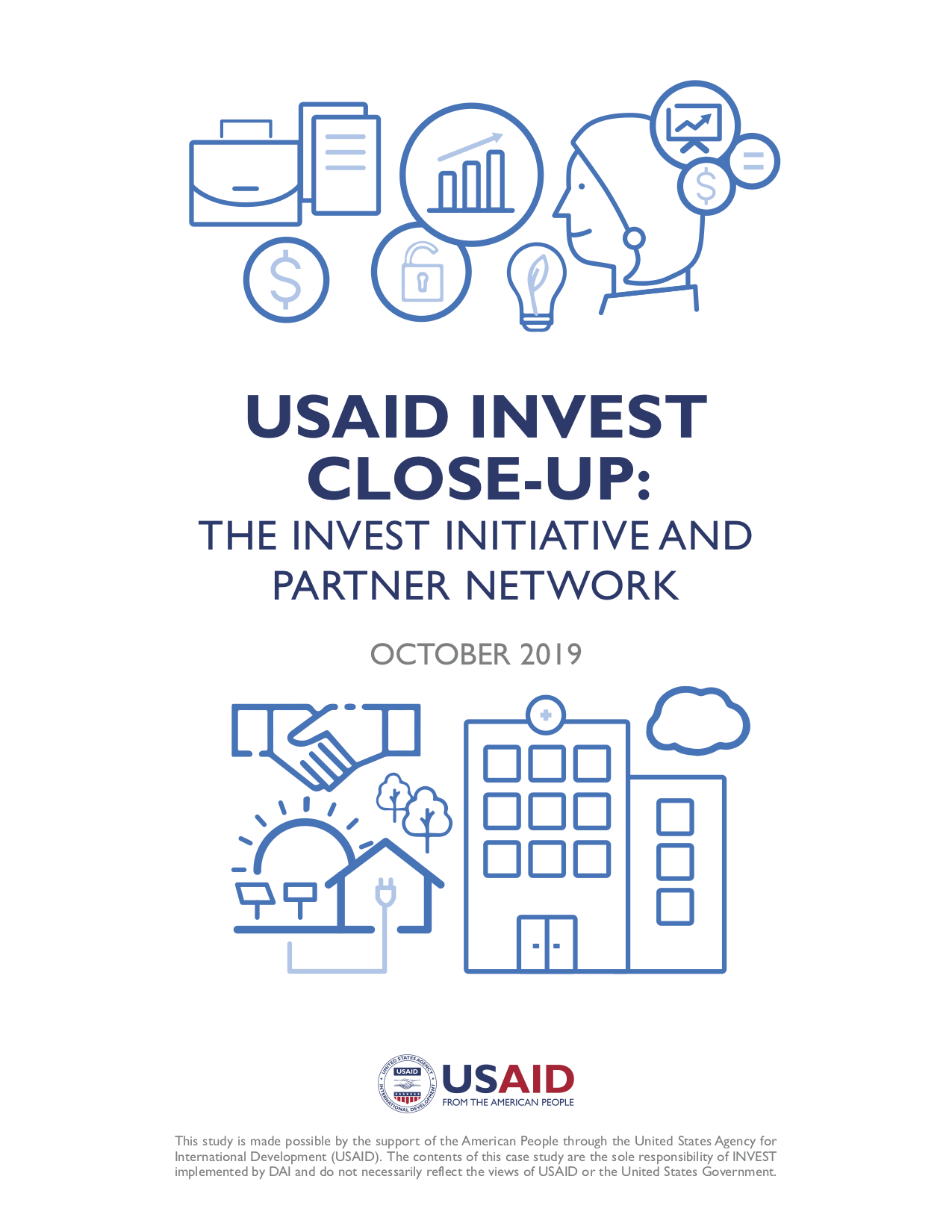 USAID INVEST Close-Up: The Invest Initiative and Partner Network