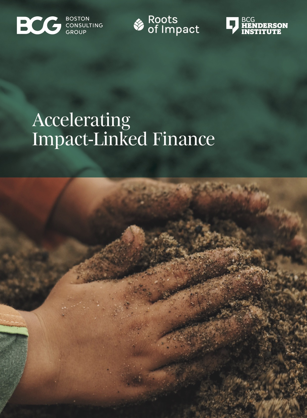 Accelerating Impact-Linked Finance