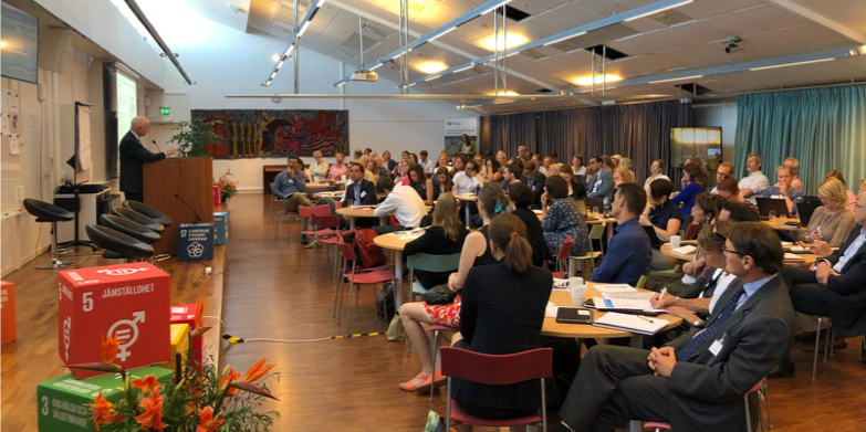 Convergence and Sida host blended finance knowledge exchange