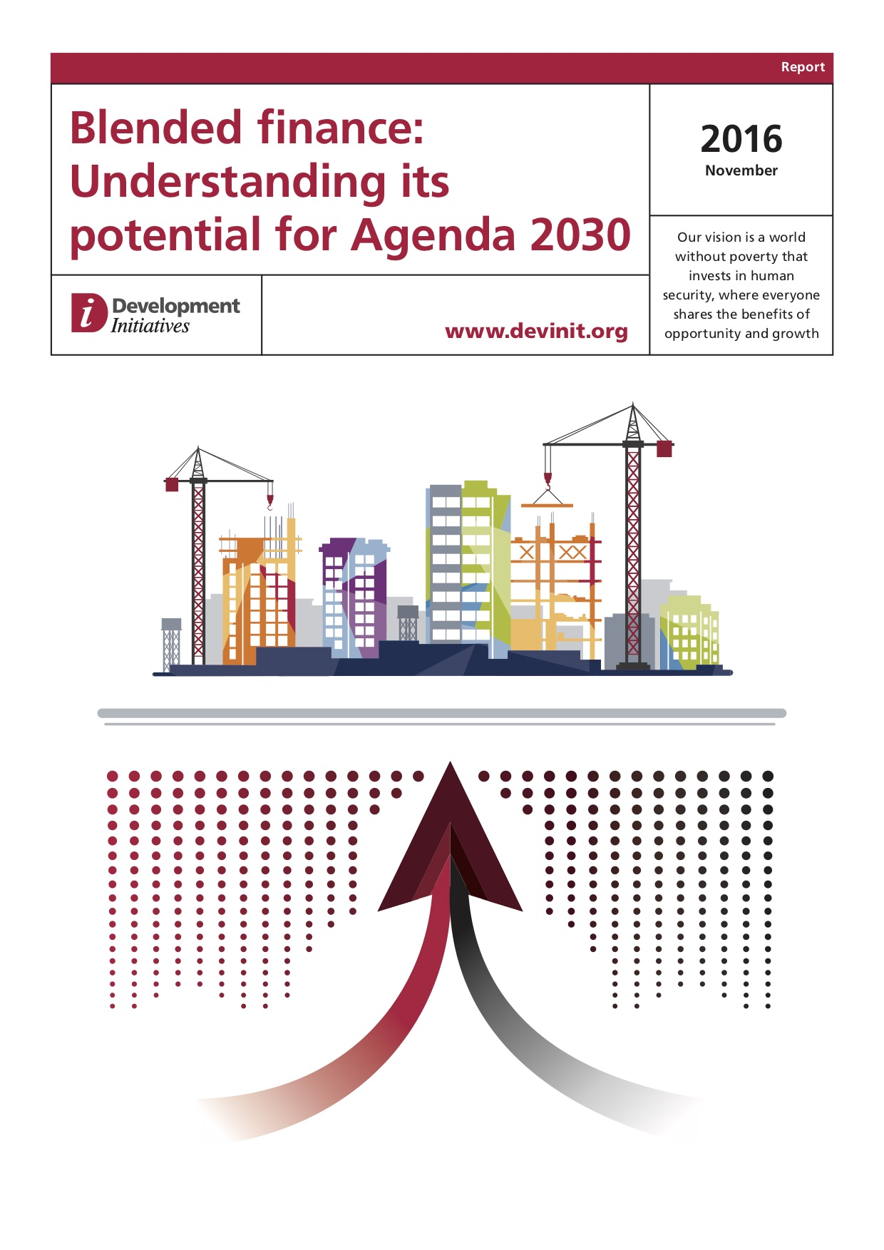 Blended finance: Understanding its potential for Agenda 2030