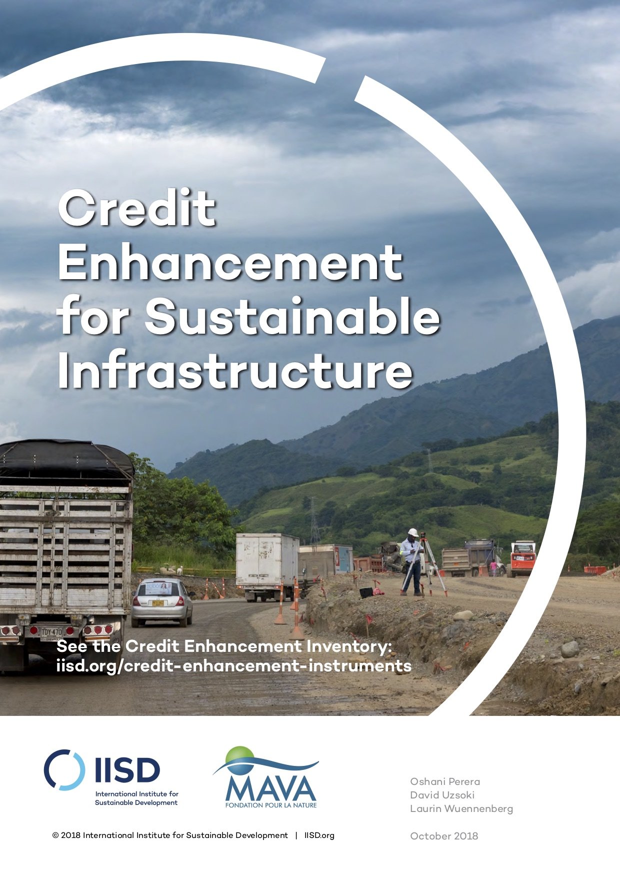 Credit Enhancement for Sustainable Infrastructure