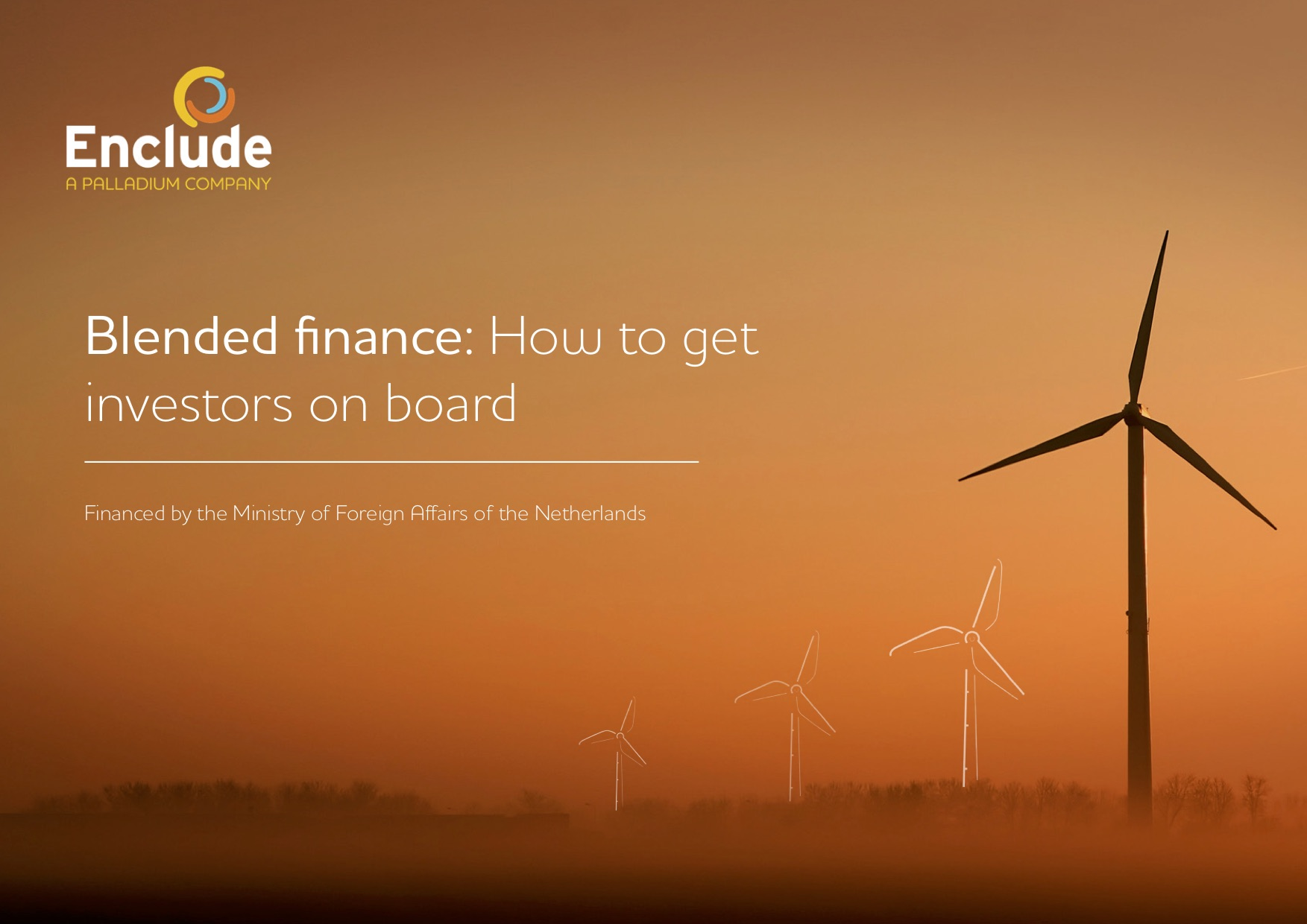 Blended Finance: How to Get Investors On Board