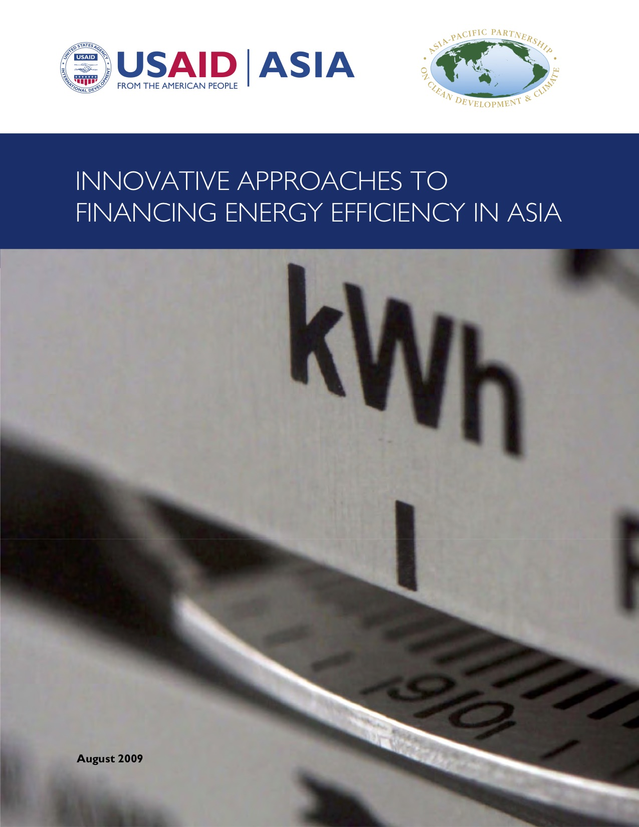 Innovative Approaches to Financing Energy Efficiency in Asia