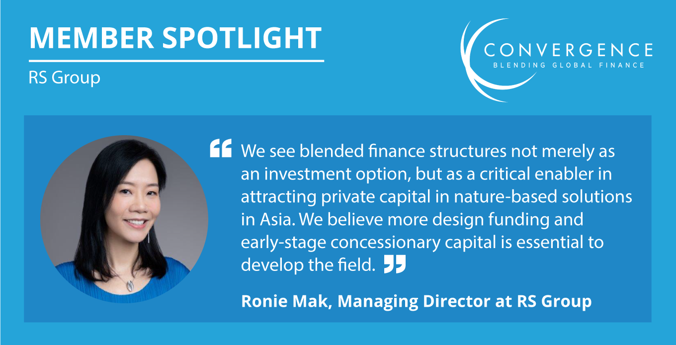 Member Spotlight with Ronie Mak from RS Group