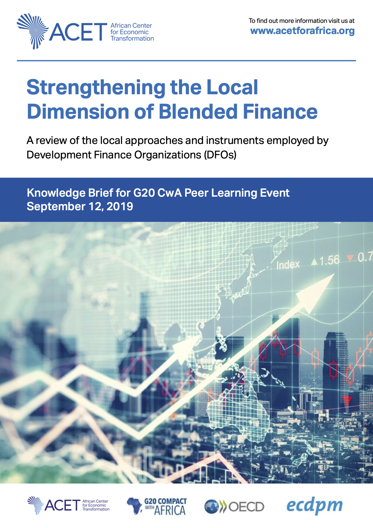 Strengthening the Local Dimension of Blended Finance