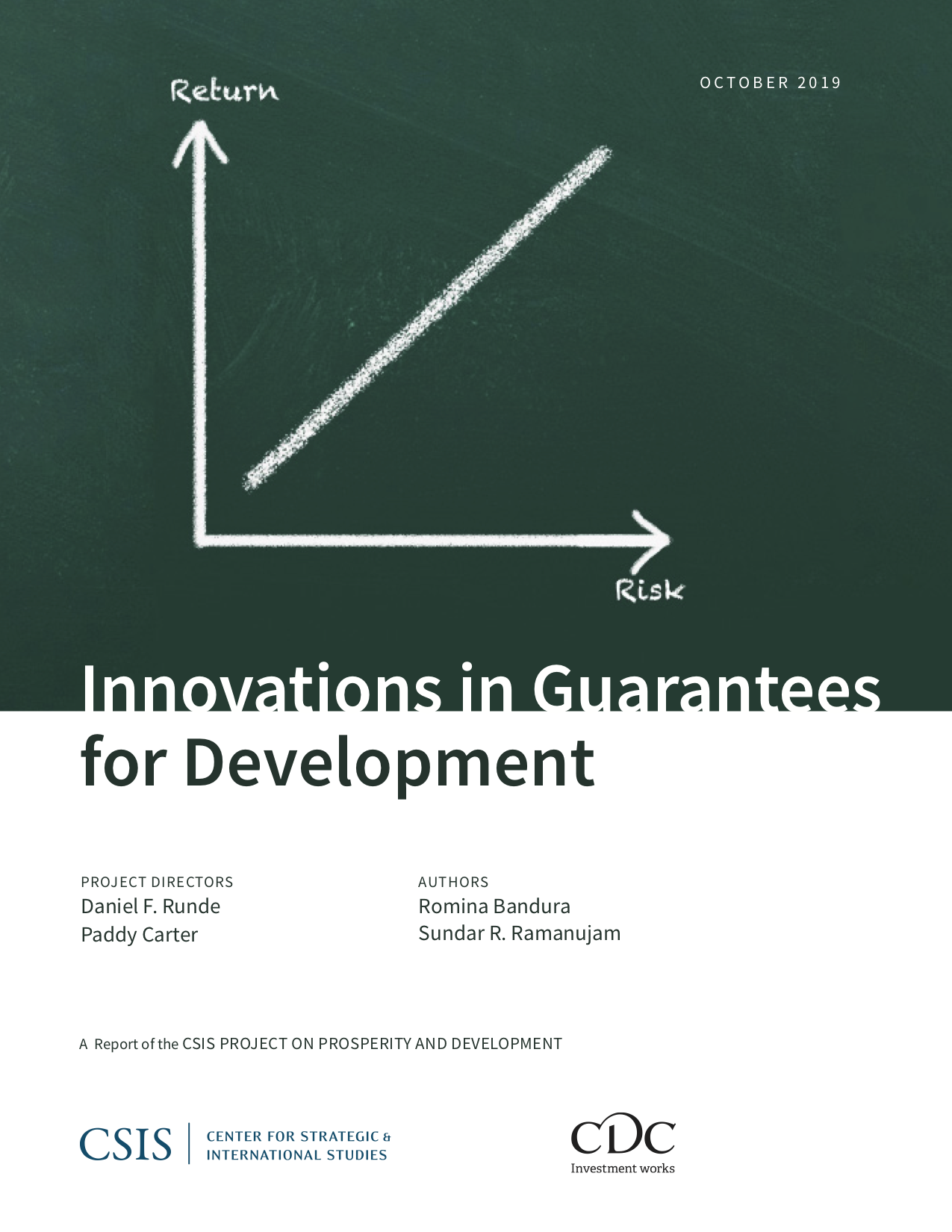 Innovations in Guarantees for Development