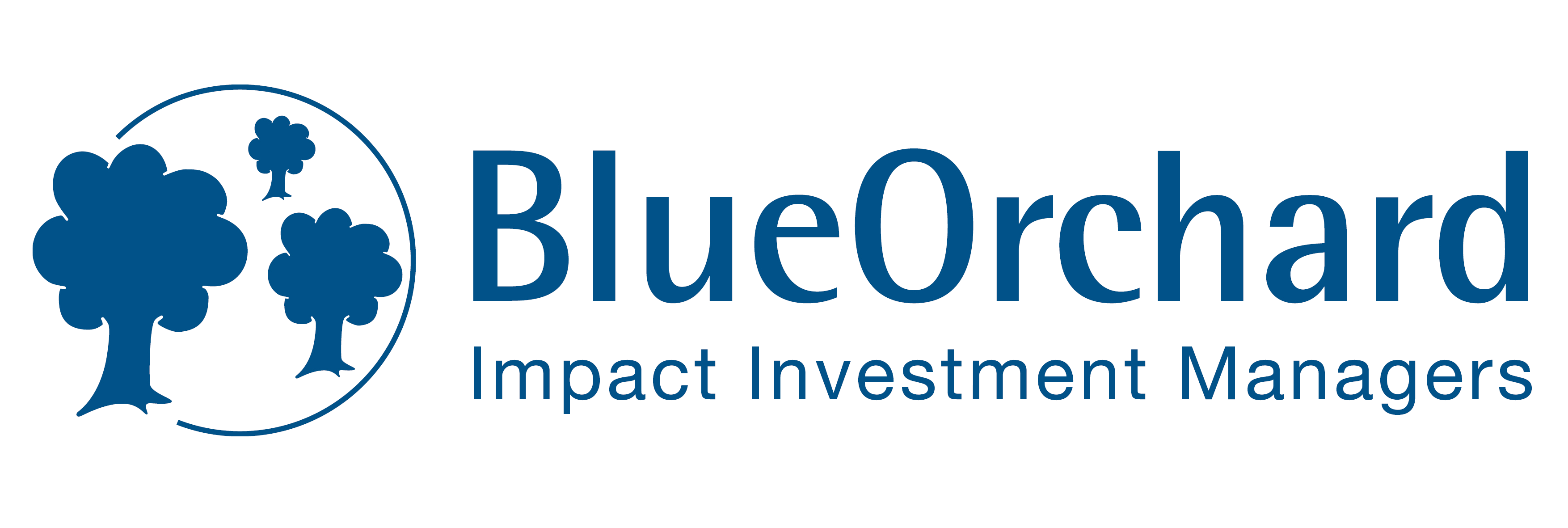 Blue Orchard Logo