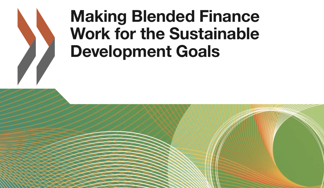 5 insights from OECD's recent blended finance report