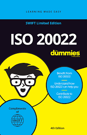 ISO 20022 for Dummies cover