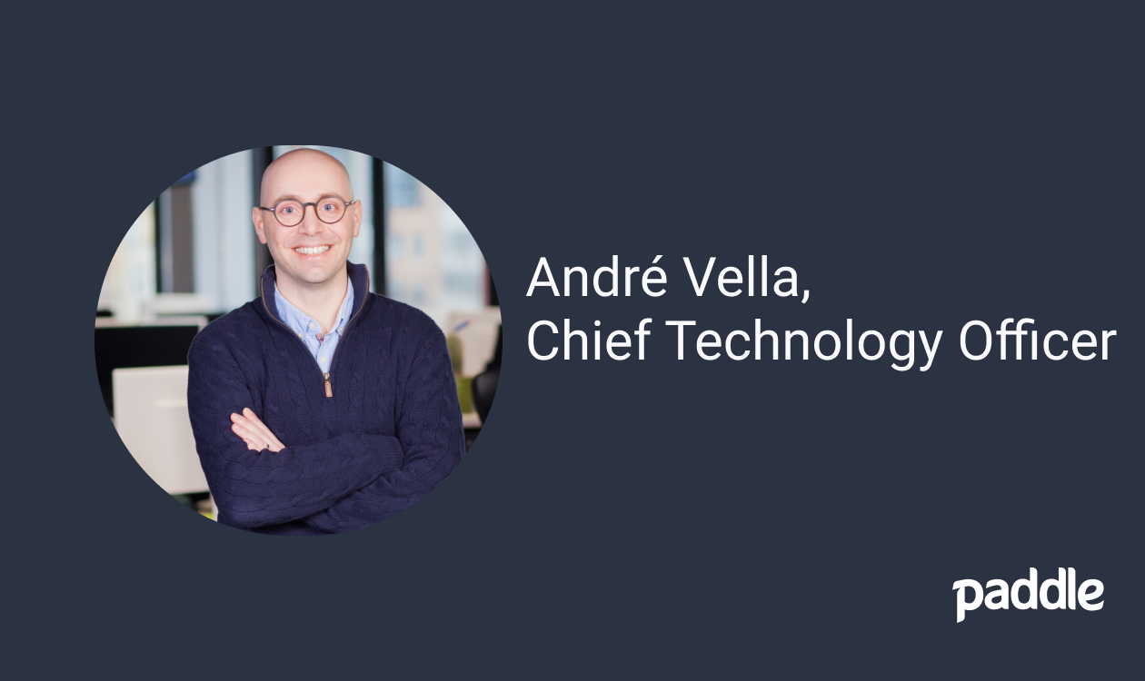 André Vella – Chief Technology Officer