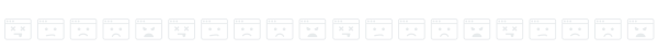 User frustration icons