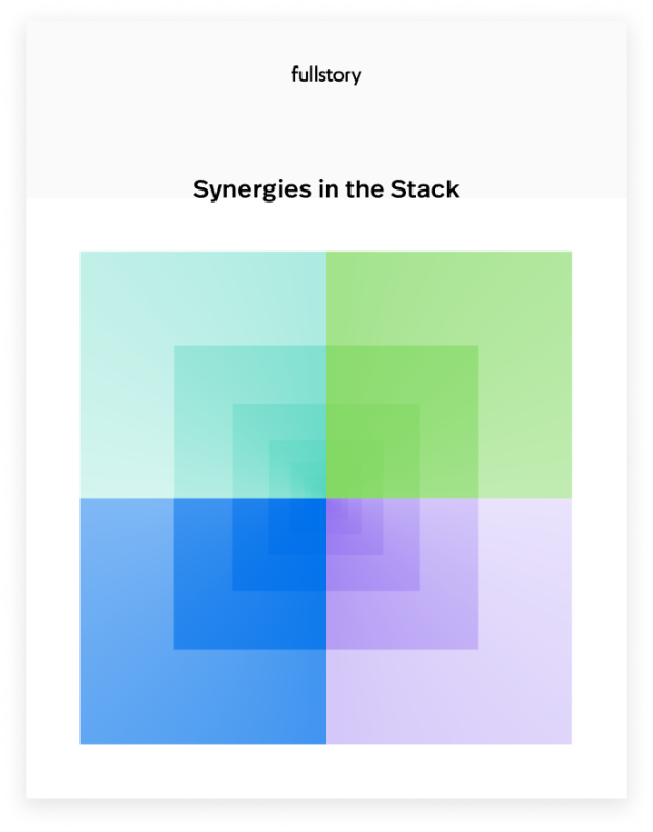 Synergies in your digital experience tech stack